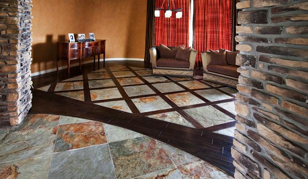 Williams Distictive Flooring Custom Floors Gallery