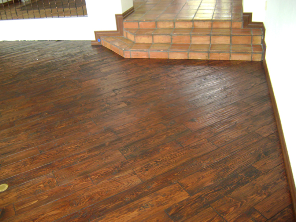 Williams Distictive Flooring Custom Floors Gallery
